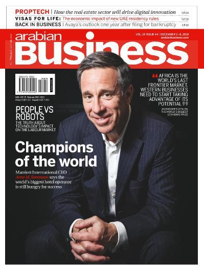 Arabian Business  December 02 (2018)