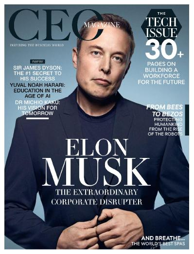 The CEO Magazine Australia & & New Zealand   October (2018)