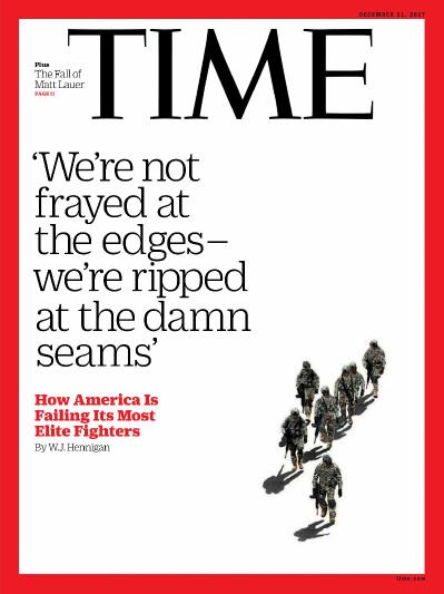 Time International Edition  December 11 (2017)
