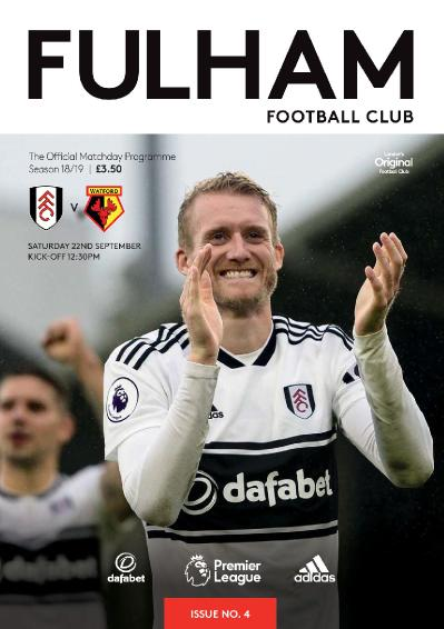 Fulham FC  23 September (2018)