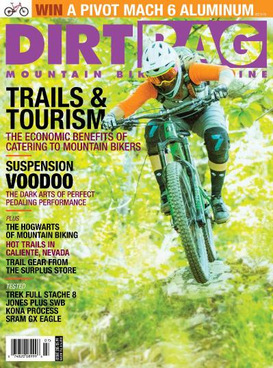 Dirt Rag Magazine   June 01 (2018)