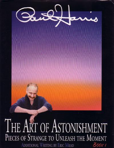 The Art of Astonishment Book 1 Paul Harris