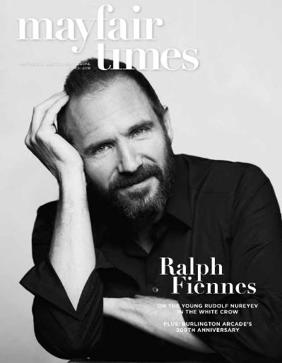 Mayfair Times  April (2019)
