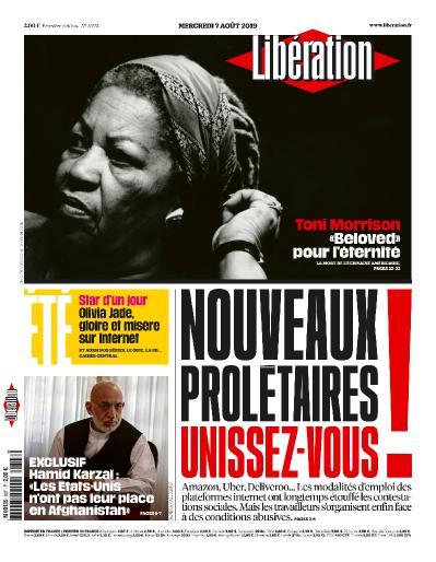Liberation   2019 08 07