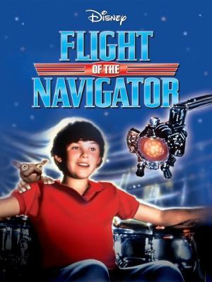 Полет навигатора / Flight of the Navigator (1986) BDRip 1080p   Remastered