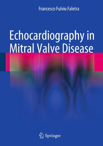 Echocardiography in Mitral Valve Disease