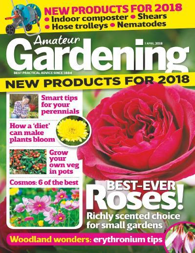 Amateur Gardening   07 April (2018)