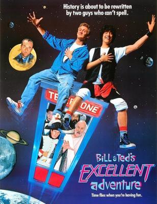 Невероятные приключения Билла и Теда / Bill & Teds Excellent Adventure (1989) BDRip 1080p