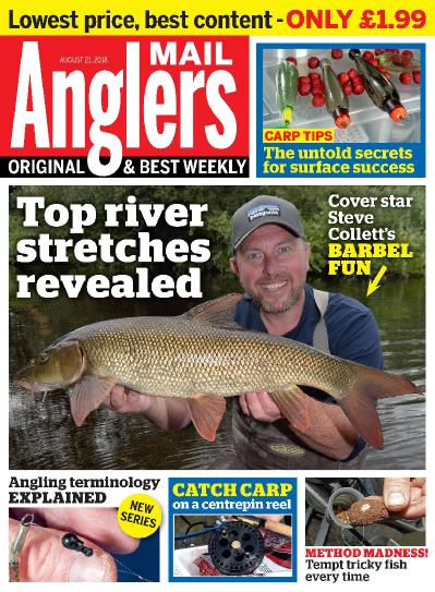 Angler ' s Mail   August 21 (2018)