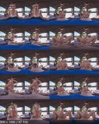 Virtual Reality: Nina Elle (Team Work / 19.08.2018) [Oculus | SideBySide] [3072p]