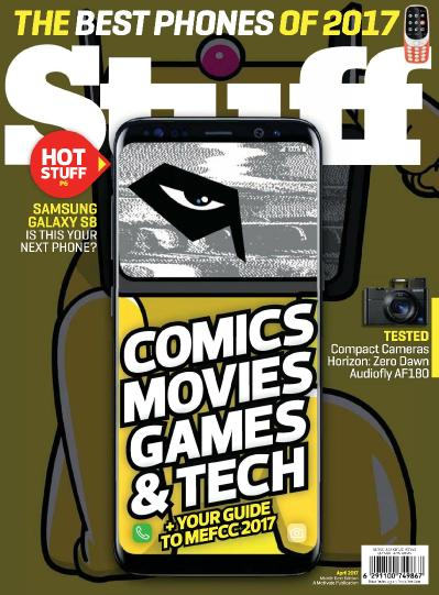 Stuff Middle East   April (2017)