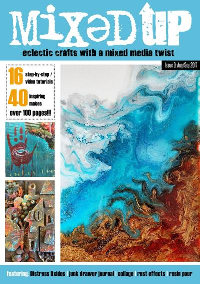 Mixed Up  Issue 8  August September (2017)