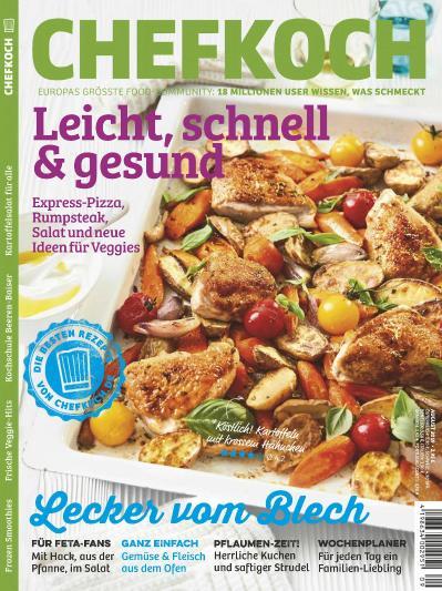 Chefkoch   August (2019)
