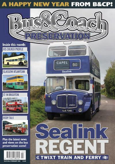 Bus & & Coach Preservation  February (2018)