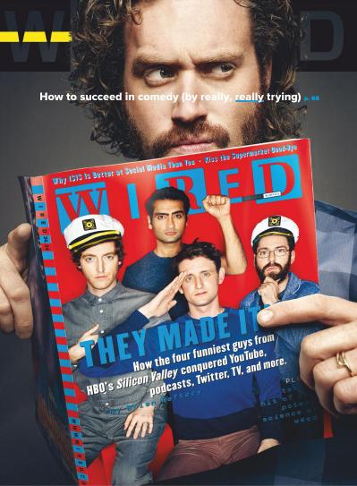WIRED USA   April (2016)