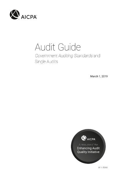 Government Auditing Standards and Single Audits (2019)