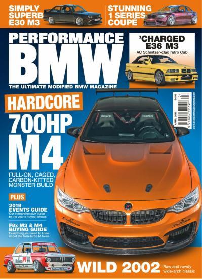 Performance BMW - April (2019)