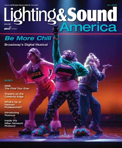 Lighting & Sound America - April (2019)