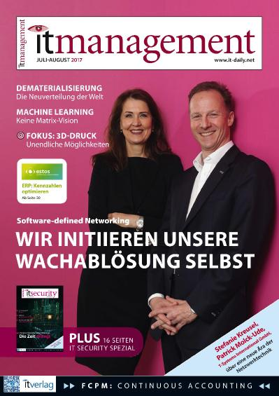 IT Management  Juli-August (2017)