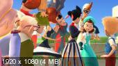 В гости к Робинсонам / Meet the Robinsons (2007) BDRip 1080p | D | 9.00 GB