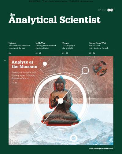 The Analytical Scientist - 07 (2019)