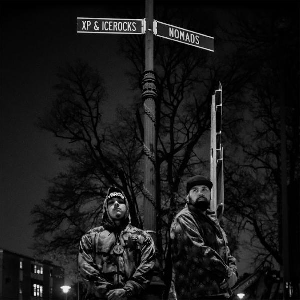 XP the Marxman and IceRocks Nomads  (2019)