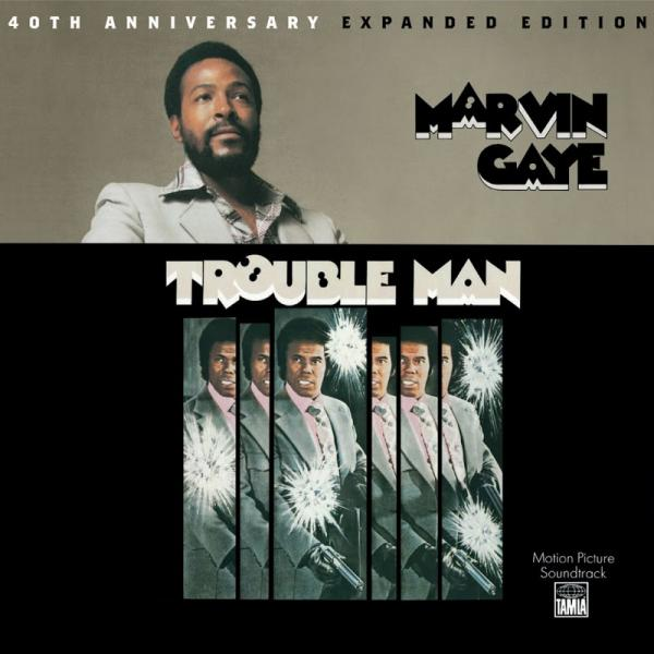Marvin Gaye Trouble Man 40th Anniversary Expanded Edition  2012