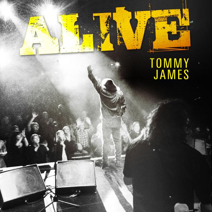Tommy James - Alive (2019)