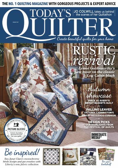 Today ' s Quilter - October (2019)