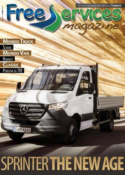 Free Services Magazine - Marzo (2018)