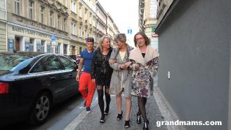 Linda, Koko Blond, Nicol Mandorla, (Lucky Mugger Fucks Three Angry Grannies) [1080p]