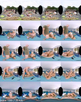 TSVirtualLovers: Lilli Vanilli (Pooling Pleasure / Mica's Ep 3) [Oculus Rift, Vive | SideBySide] [1920p]