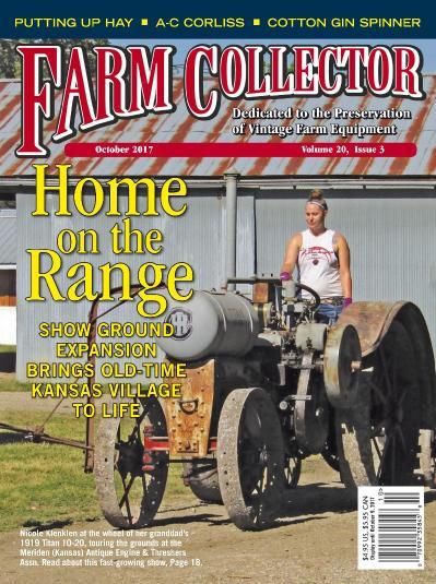 Farm Collector  October (2017)