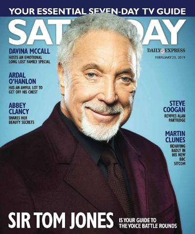 Saturday Magazine  February 23 (2019)