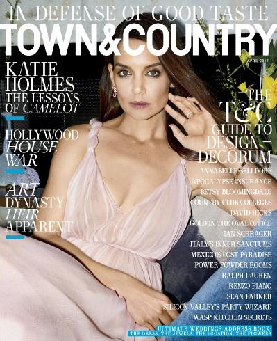 Town & & Country USA - April (2017)