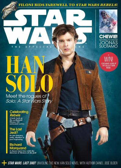 Star Wars Insider  April (2018)