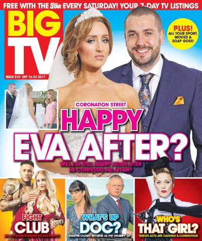 Big TV  16 September (2017)