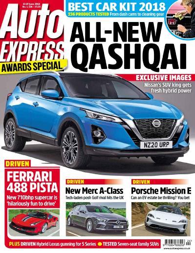 Auto Express - 13 June (2018)