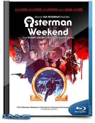 Уик-энд Остермана / The Osterman Weekend (1983) BDRip 1080p