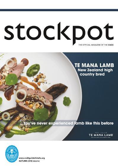 Stockpot - Autumn (2018)