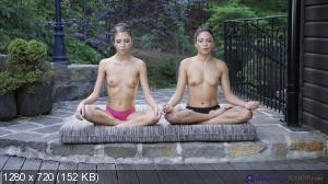 Rebecca Volpetti, Talia Mint - Zen massage girls outdoor fuck [720p]