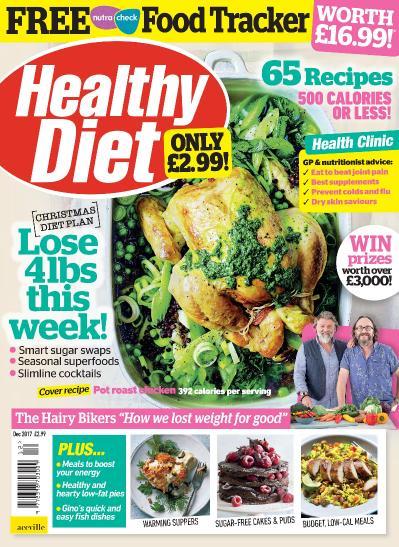 Healthy Diet  December (2017)