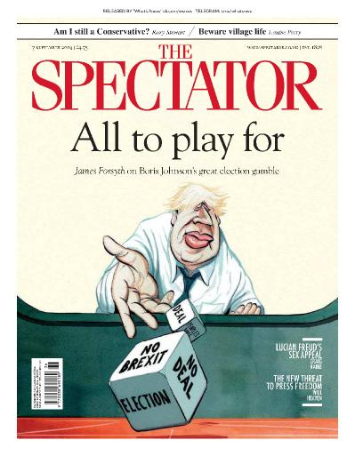 The Spectator - 07 09 (2019)