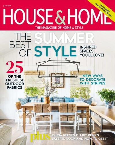 House & & Home - July (2018)