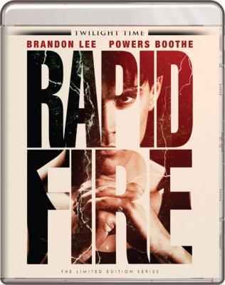 Беглый огонь / Rapid Fire (1992) BDRemux 1080p