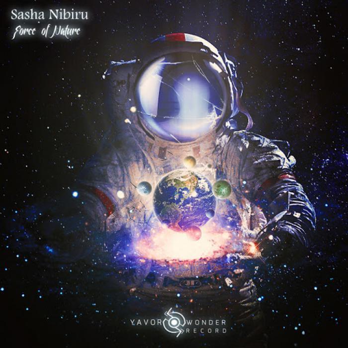 Sasha Nibiru   Force Of Nature YAWR143  (2019)