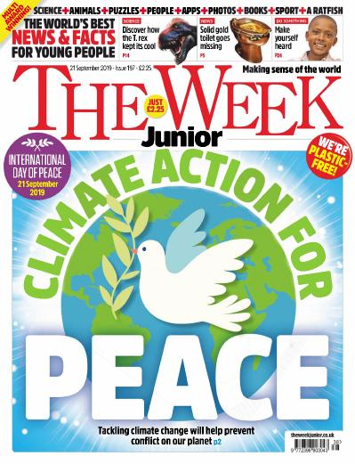 The Week Junior UK - 21 September (2019)