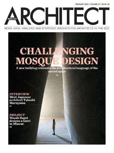 Architect Middle East  February (2019)