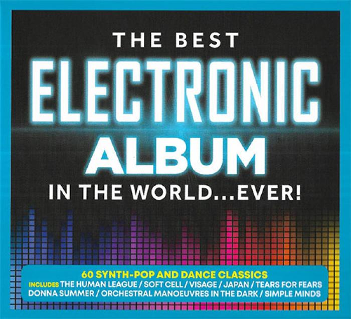 The Best   Electronic    In The World    Ever!   60 Hits On 3CDs   (2019)