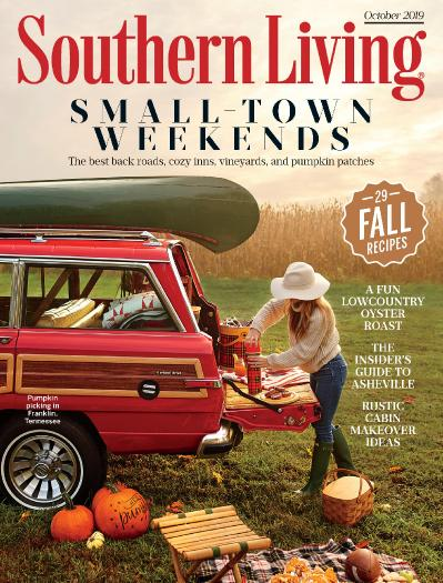 Southern Living - October (2019)